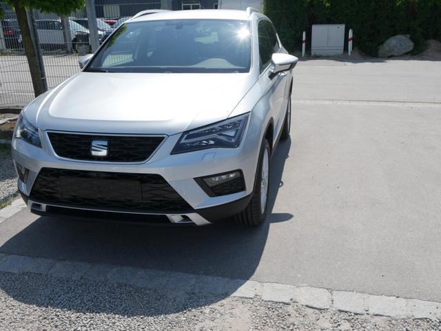 Lagerfahrzeug Seat Ateca - 2.0 TDI DPF XCELLENCE   ACC TOP-VIEW-KAMERA VOLL-LED NAVI PARKLENKASSISTENT
