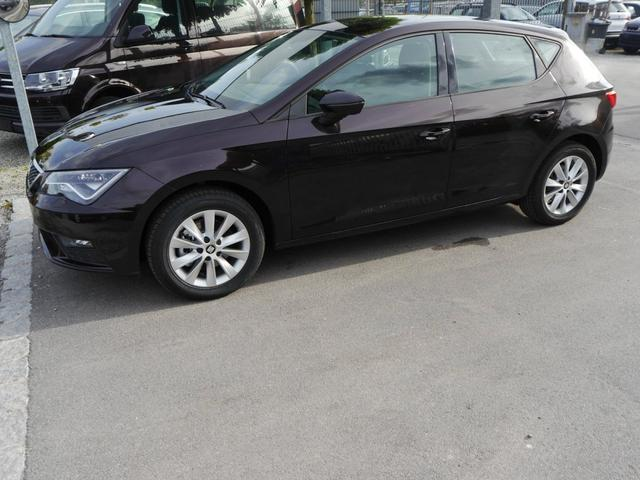 Seat Leon - 1.4 TSI ACT STYLE * VOLL-LED NAVI WINTERPAKET PDC SITZHEIZUNG TEMPOMAT