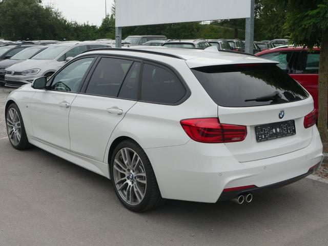 3er - 330d DPF Touring M-SPORT * STEPTRONIC BUSINESS-PAKET AHK HEAD-UP-DISPLAY 19 ZOLL LED NAVI