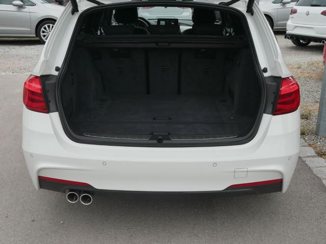 BMW 3er 330d DPF Touring M-SPORT * STEPTRONIC BUSINESS-PAKET AHK HEAD-UP-DISPLAY 19 ZOLL LED NAVI
