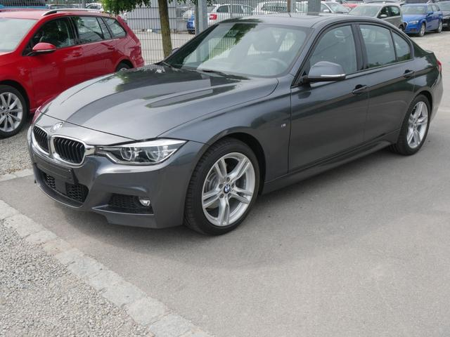BMW 3er - 330i M-SPORT * STEPTRONIC EL. GLAS-SD HEAD-UP-DISPLAY LEDER LED NAVI RÜCKFAHRKAMERA