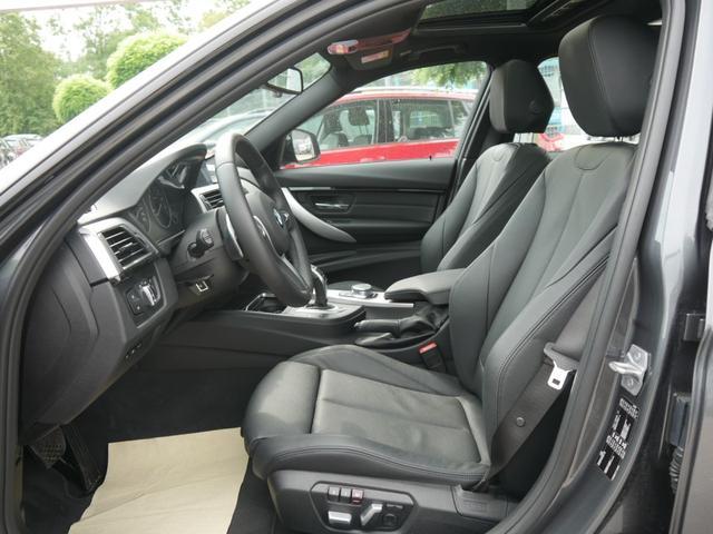 BMW 3er 330i M-SPORT * STEPTRONIC EL. GLAS-SD HEAD-UP-DISPLAY LEDER LED NAVI RÜCKFAHRKAMERA