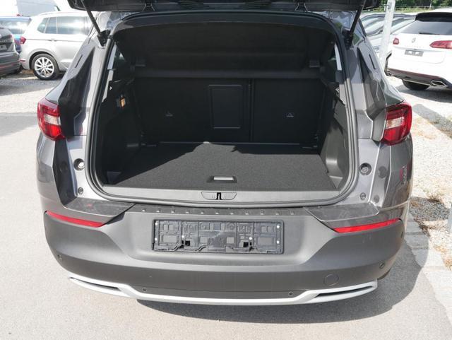 Opel Grandland X 1.2 TURBO INNOVATION * NAVI LED-SCHEINWERFER 18 ZOLL PDC SHZG TEMPOMAT