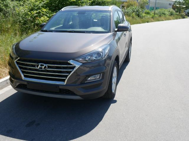 Hyundai Tucson - 1.6 T-GDI FAMILY * PDC RÜCKFAHRKAMERA SHZG TEMPOMAT 17 ZOLL KLIMAAUTOMATIK