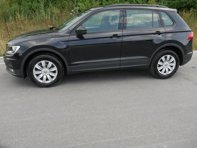 Volkswagen Tiguan - 1.5 TSI ACT TRENDLINE   WINTERPAKET APP-CONNECT-NAVI PDC SHZG KLIMAAUTOMATIK Vorlauffahrzeug kurzfristig verfügbar