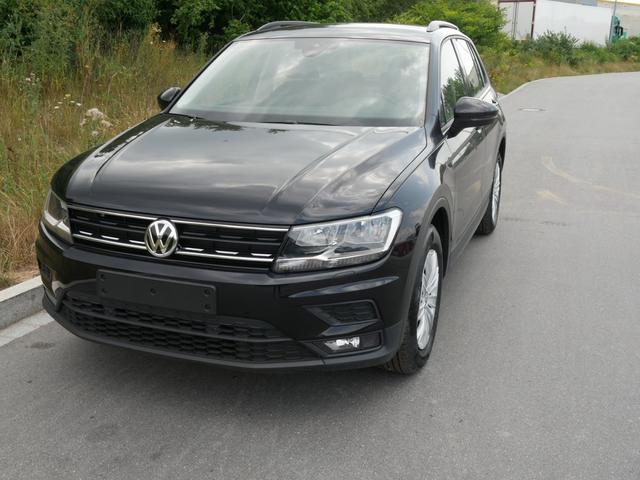 Volkswagen Tiguan - 1.5 TSI ACT TRENDLINE   WINTERPAKET APP-CONNECT-NAVI PDC SHZG KLIMAAUTOMATIK