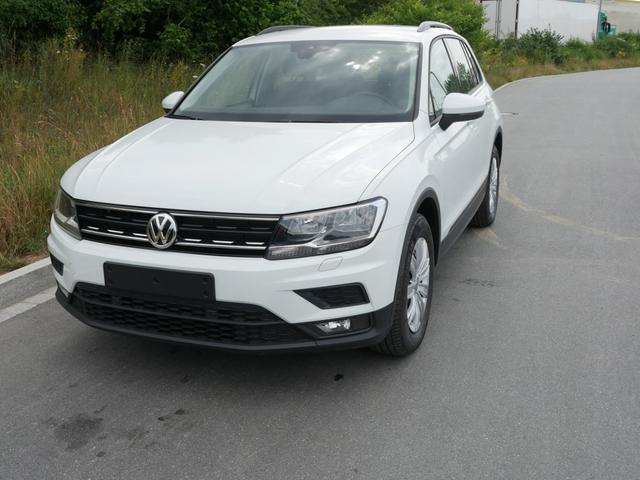 Volkswagen Tiguan - 1.5 TSI ACT TRENDLINE   WINTERPAKET APP-CONNECT-NAVI PDC SHZG KLIMAAUTOMATIK Vorlauffahrzeug
