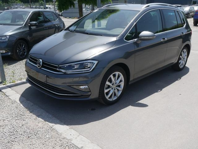 Volkswagen Golf Sportsvan 1.5 TSI ACT DSG HIGHLINE * BUSINESS-PREMIUM ACC LED NAVI PDC SITZHEIZUNG