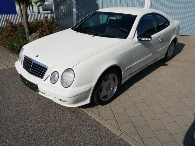 Mercedes Benz CLK-Klasse - CLK 230 K ELEGANCE * AHK KLIMA CD LM-FELGEN 16 ZOLL