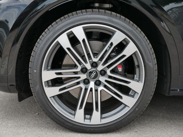 Audi SQ5 TDI DPF QUATTRO * AHK PANORAMA LEDER 21 ZOLL NAVI PLUS STANDHEIZUNG