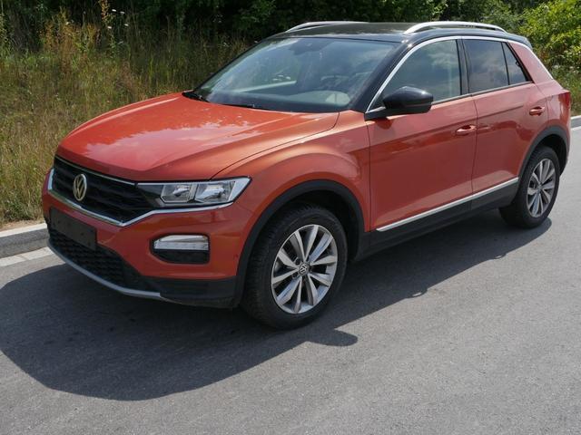 Volkswagen T-Roc - 1.5 TSI ACT STYLE * ACC NAVI PARK ASSIST WINTERPAKET SHZG DACHRELING