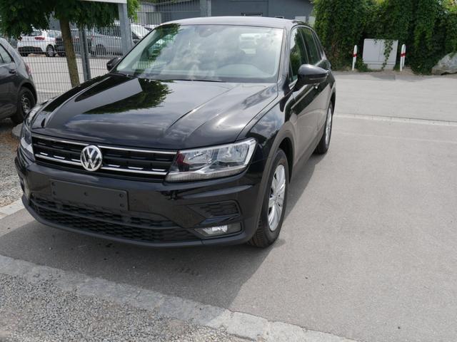 Volkswagen Tiguan - 1.5 TSI TRENDLINE EDITION * NAVI WINTERPAKET PARKTRONIC SHZG TEMPOMAT