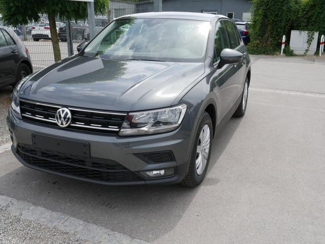 Volkswagen Tiguan - 1.5 TSI TRENDLINE EDITION   NAVI WINTERPAKET PARKTRONIC SHZG TEMPOMAT Lagerfahrzeug