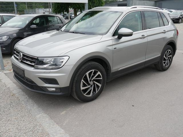 Volkswagen Tiguan - 1.5 TSI ACT DSG JOIN * ACC NAVI PDC SITZHEIZUNG CLIMATRONIC 5 JAHRE GARANTIE