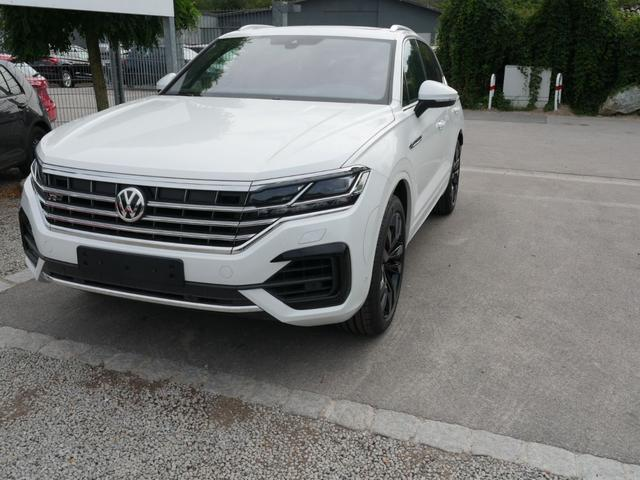 Volkswagen Touareg - 3.0 V6 TDI SCR 4M R-LINE * LEDER INNOVISION COCKPIT LUFTFEDERUNG IQ. LIGHT 21 ZOLL PANORAMA AHK HEAD-UP-DISPLAY