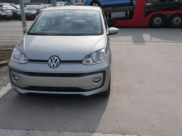 Volkswagen up! - 1.0 HIGH UP!   BMT WINTER PACK PARKTRONIC SITZHEIZUNG TEMPOMAT 15 ZOLL