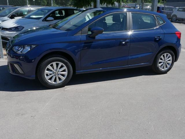 Seat Ibiza 1.0 MPI STYLE * PDC WINTERPAKET SHZG FULL LINK TEMPOMAT LM-FELGEN 15 ZOLL