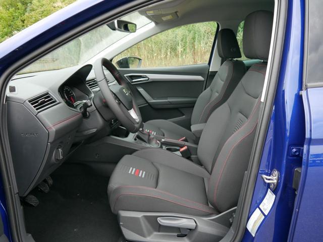 Seat Ibiza 1.0 TSI FR * FULL-LINK-NAVI WINTERPAKET PARKTRONIC SHZG TEMPOMAT 17 ZOLL