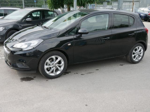 Opel Corsa - 1.4 ENJOY EDITION * SHZG FRONTSCHEIBENHEIZUNG LENKRADHEIZUNG TEMPOMAT 16 ZOLL