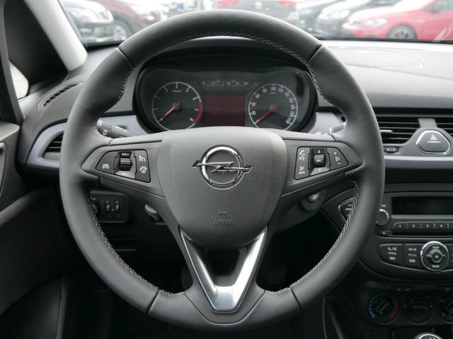 Opel Corsa 1.4 ENJOY EDITION * SHZG FRONTSCHEIBENHEIZUNG LENKRADHEIZUNG TEMPOMAT 16 ZOLL