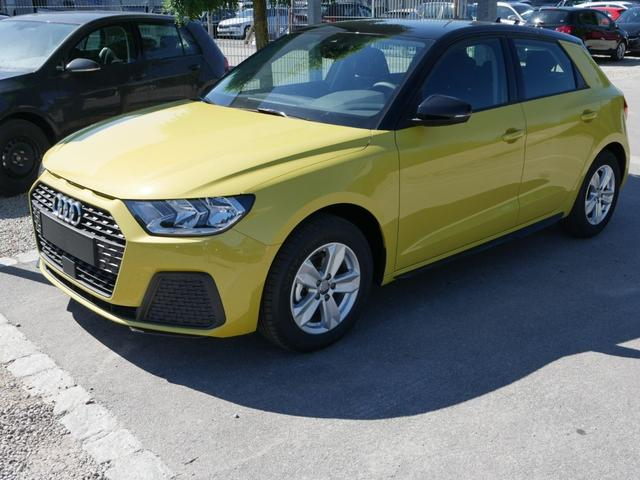 Audi A1 - 25 TFSI * SOFORT PARKTRONIC SITZHEIZUNG KLIMA 15 ZOLL START-STOPP