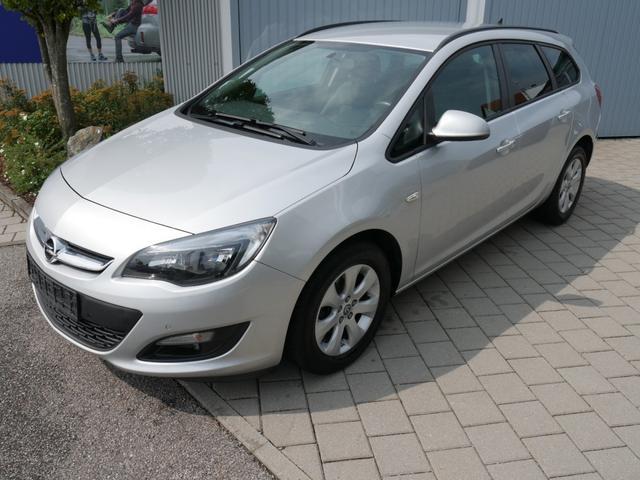 Opel Astra Sports Tourer - 1.4 TURBO EDITION * WINTERPAKET NAVI PDC SHZG LENKRADHEIZUNG