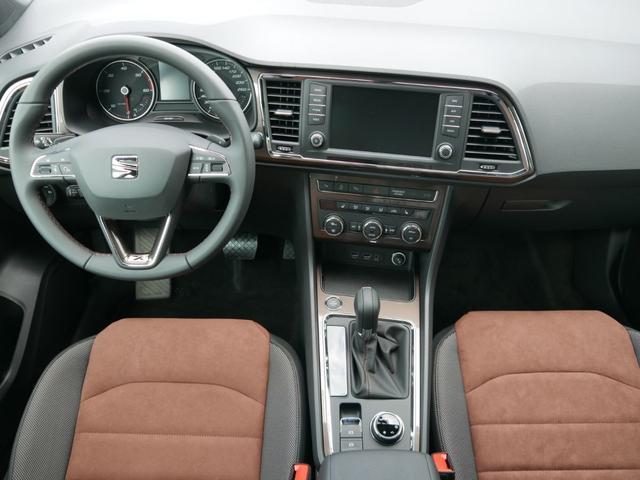 Seat Ateca 2.0 TDI DPF DSG XCELLENCE * 4DRIVE ACC TOP-VIEW-KAMERA VOLL-LED NAVI PARKLENKASSISTENT