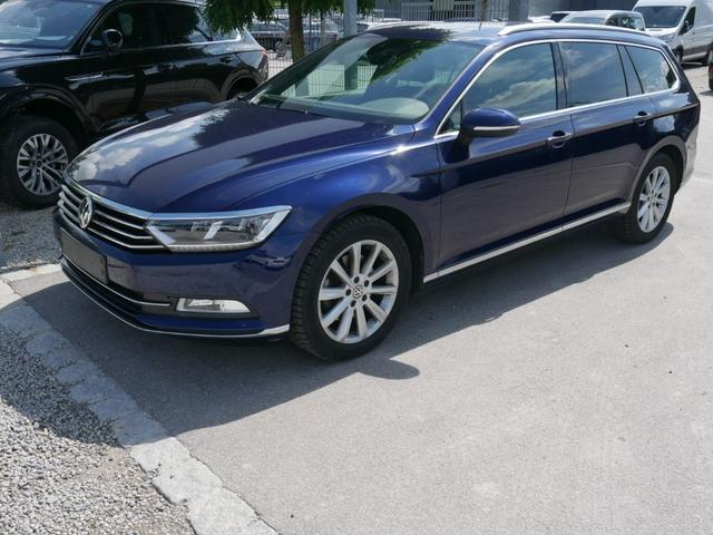 Volkswagen Passat Variant - 1.5 TSI HIGHLINE * BUSINESS-PREMIUM ACC LED NAVI KAMERA PARK ASSIST