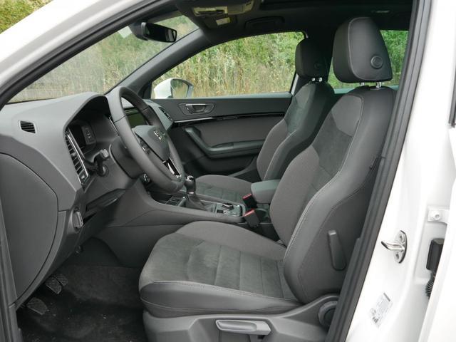 Seat Ateca 1.5 EcoTSI ACT XCELLENCE * PANORAMA TOP-VIEW-KAMERA NAVI PARKLENKASSISTENT VIRTUAL COCKPIT