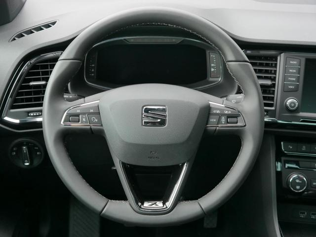 Seat Ateca 1.5 EcoTSI ACT XCELLENCE * PANORAMA TOP-VIEW-KAMERA NAVI PARKLENKASSISTENT VIRTUAL COCKPIT