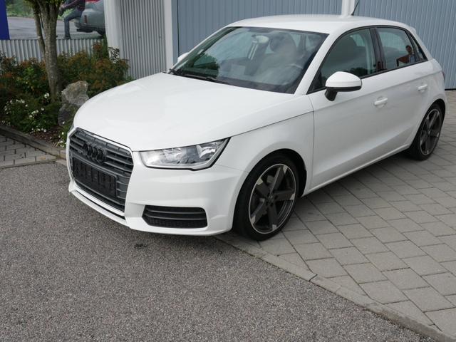 Audi A1 - 1.4 TFSI * SITZHEIZUNG TEMPOMAT LM-FELGEN 17 ZOLL