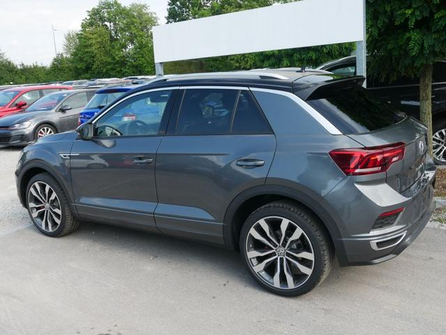 Volkswagen T-Roc 2.0 TSI DSG 4MOTION SPORT * R-LINE NAVI 19 ZOLL LED LENKRADHEIZUNG ACTIVE INFO DISPLAY
