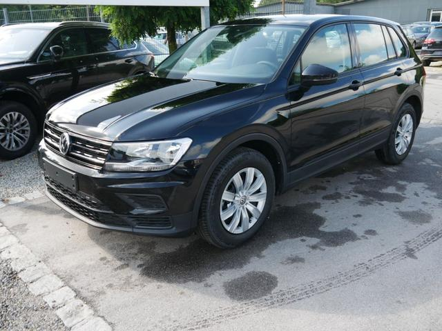 Volkswagen Tiguan - 1.5 TSI ACT TRENDLINE EDITION * WINTER- & CONNECTIVITY-PAKET PDC SHZG TEMPOMAT