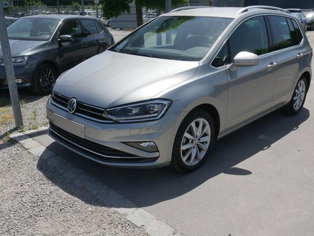 Volkswagen Golf - Sportsvan 1.5 TSI ACT DSG HIGHLINE * BUSINESS-PREMIUM ACC LED NAVI PDC SITZHEIZUNG