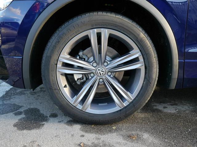 Volkswagen Tiguan 2.0 TDI DPF DSG SCR HIGHLINE * R-LINE BMT NAVI LED-SCHEINWERFER RÜCKFAHRKAMERA