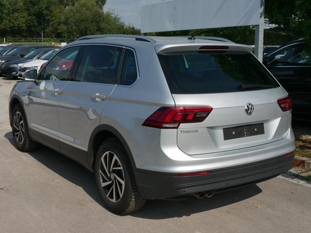 Volkswagen Tiguan 1.5 TSI ACT JOIN * ACC NAVI PDC SITZHEIZUNG CLIMATRONIC 5 JAHRE GARANTIE