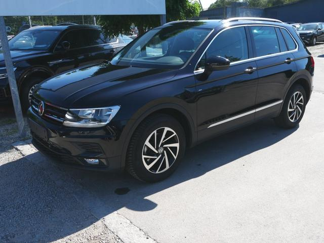 Volkswagen Tiguan - 1.5 TSI ACT JOIN * ACC NAVI PDC SITZHEIZUNG CLIMATRONIC 5 JAHRE GARANTIE