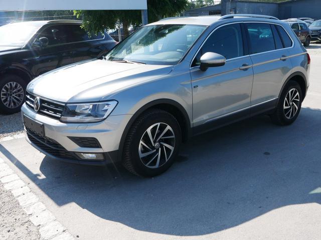 Volkswagen Tiguan - 1.5 TSI ACT JOIN * AHK ACC NAVI PDC SITZHEIZUNG CLIMATRONIC 5 JAHRE GARANTIE