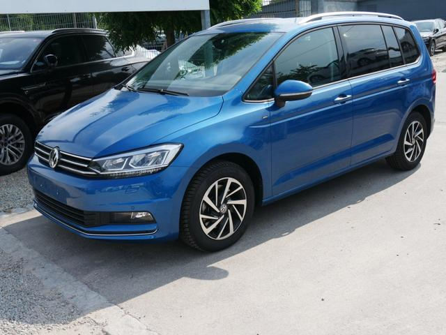 Volkswagen Touran - 1.5 TSI JOIN * LED ACC NAVI PDC SHZG RÜCKFAHRKAMERA 5 JAHRE GARANTIE 7-SITZER