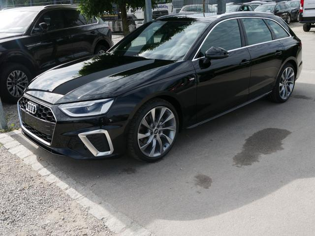 Audi A4 Avant - 40 TFSI S-TRONIC * S-LINE LEDER/ALCANTARA PANORAMA MATRIX-LED NAVI MMI KAMERA