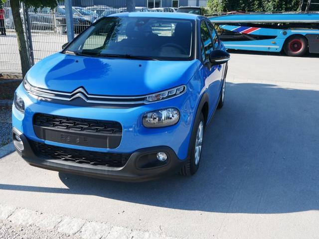 Citroën C3 - PureTech 82 FEEL * MIRROR SCREEN FUNKTION PARKTRONIC SITZHEIZUNG TEMPOMAT