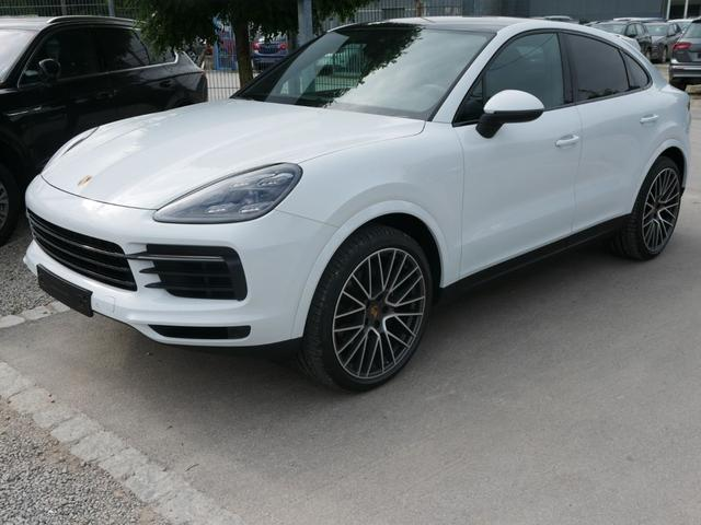 Porsche Cayenne - Coupe 3.0 V6 TIPTRONIC S * SPORT CHRONO-PAKET RS SPYDER 22 ZOLL AHK LEDER PANORAMA LED-MATRIX HEAD-UP DISPLAY