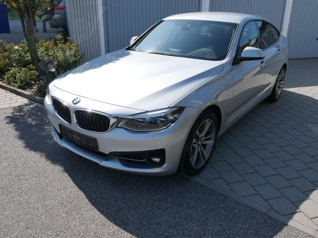 Gebrauchtfahrzeug BMW 3er - 320i xDrive Gran Turismo SPORT LINE   STEPTRONIC BUSINESS & INNOVATIONSPAKET NAVI HEAD-UP DISPLAY