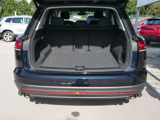 Volkswagen Touareg 3.0 V6 TDI DPF 4MOTION STYLE * 19 ZOLL ACC LED NAVI EL. HECKKLAPPE WINTERPAKET