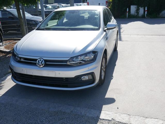 Volkswagen Polo - 1.0 TSI HIGHLINE * R-LINE EXTERIEUR PDC SITZHEIZUNG KLIMAAUTOMATIK 15 ZOLL