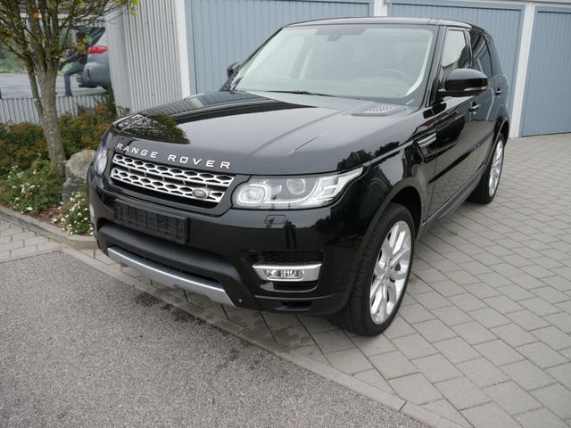 Gebrauchtfahrzeug Land Rover Range Rover - 3.0 SDV6 HSE   LEDER 22 ZOLL MULTIMEDIASYSTEM PANORAMA-DACH KAMERA SHZG VORN & HINTEN
