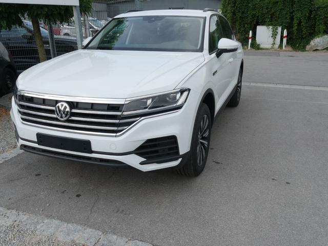 Volkswagen Touareg - 3.0 V6 TDI DPF 4MOTION STYLE * AHK 19 ZOLL PARK ASSIST KAMERA ACC LED NAVI