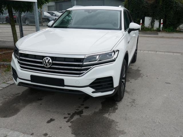 Volkswagen Touareg - 3.0 V6 TDI DPF 4MOTION STYLE * 19 ZOLL ACC LED NAVI EL. HECKKLAPPE WINTERPAKET
