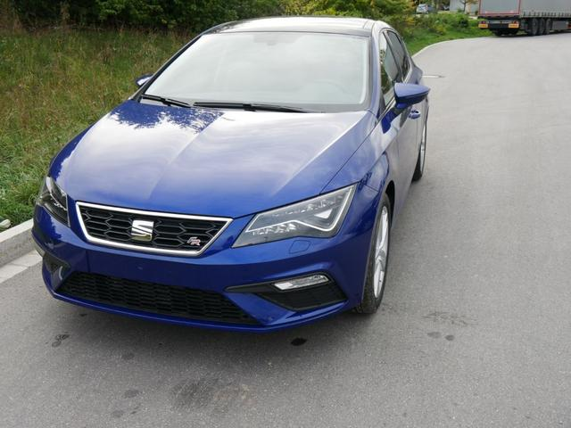 Seat Leon - 1.5 TSI ACT FR * PANORAMA-SD VOLL-LED NAVI PDC SHZG TEMPOMAT 17 ZOLL