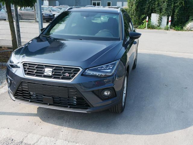 Seat Arona - 1.0 EcoTSI FR   NAVI VOLL-LED PARKTRONIC SITZHEIZUNG TEMPOMAT 17 ZOLL Vorlauffahrzeug
